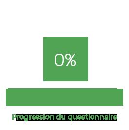 Progression du formulaire : 0%